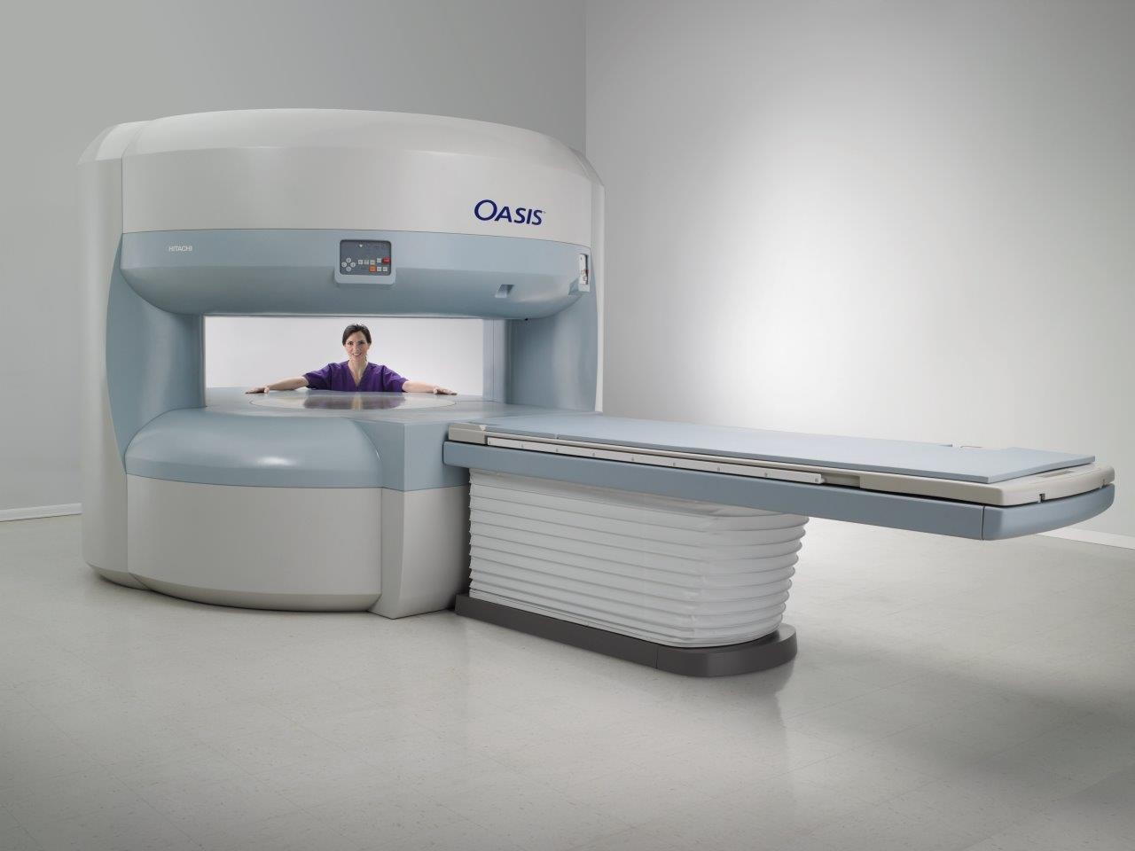 The Oasis MRI Has Arrived!