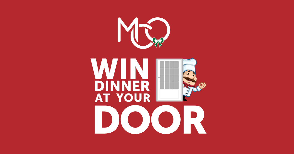 MCO Win Dinner At Your Door