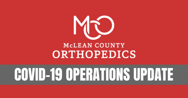 COVID-19 Operations Update Blog Banner